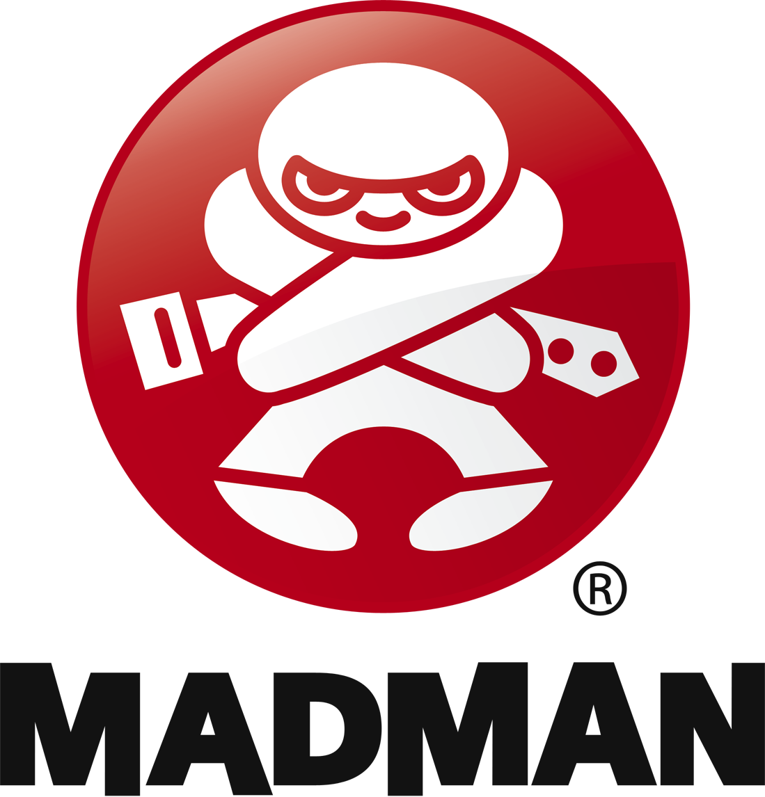 Madman Entertainment logo
